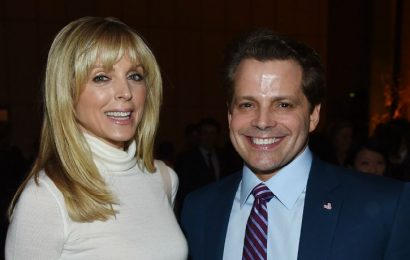 Donald Trump Thought Anthony Scaramucci Was 'Completely Out Of His Mind, Like, On Drugs Or Something'