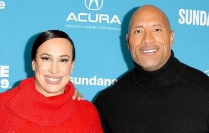 How Dwayne Johnson and Ex-Wife Work Together and Coparent: 'Therapy'