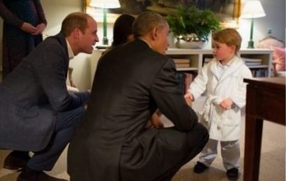 Revealed: The Hilarious Nickname Prince George Calls Himself