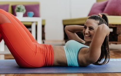 These At-Home Workouts Won't Require Going the Extra Mile
