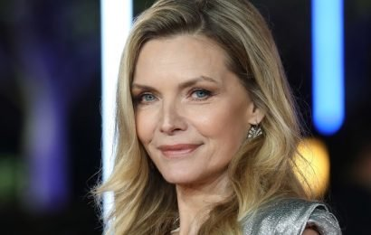 """Michelle Pfeiffer Announced Her Instagram Debut With a """"Meow"""""""