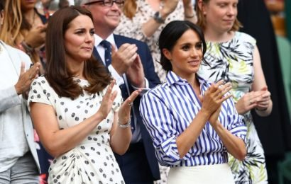 Why Do Meghan Markle and Kate Middleton Carry Bags in Their Left Hand?