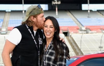 Joanna Gaines Shares Adorable Photo Of Baby Crew Getting His Passport Photo