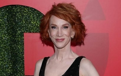 Kathy Griffin Demands To 'Name And Shame' MAGA Hat Teens, Covington Boys Who Stared Down Native Elder