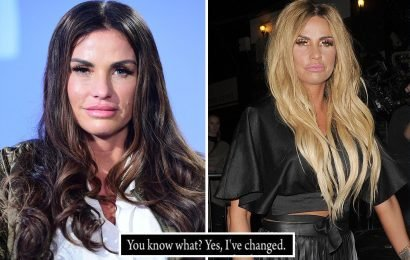 Katie Price rages she's 'no longer nice' after being betrayed by 'backstabbers' in furious Instagram rant