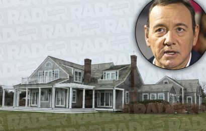 Scene Of The Crime: See Kevin Spacey's $7M Lair Where He Lured Alleged Sex Assault Victim
