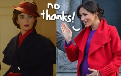 Meghan Markle & Prince Harry Are Going Nanny-Free When The Baby Comes In April!