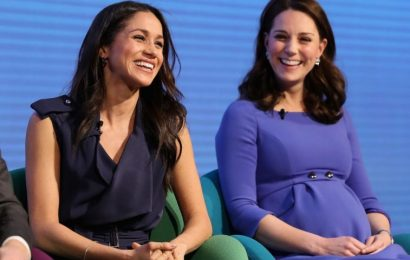 Meghan Markle and Kate Middleton Bonded Over This Unexpected Game