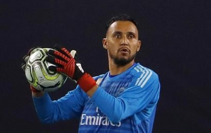 12pm Arsenal news: Keylor Navas transfer, Ozil to stay,Pulisic evades Gunners and Roma reject £55m Under bid