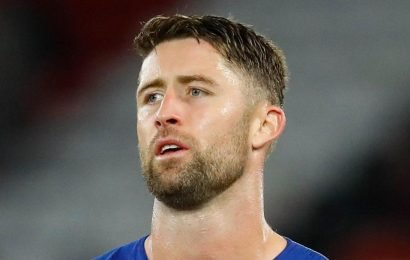 Arsenal slip behind Monaco in transfer race for Chelsea ace Gary Cahill, according to bookies