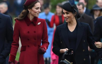 Meghan Markle and Kate Middleton receive thousands of 'sexist and racist' comments daily