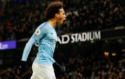 Man City's odds to win Premier League slashed after crucial Liverpool win