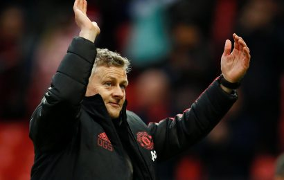 Solskjaer gave rousing speech to Man Utd stars at Christmas party telling them they are at best club and to 'enjoy yourself'