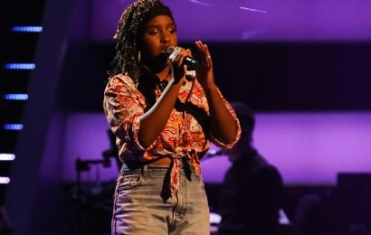 Who is Brieya May? 16-year-old Voice contestant from Devon singing Lauryn Hill