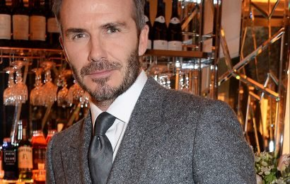 David Beckham's fashion brand racked up losses of £10.7million last year