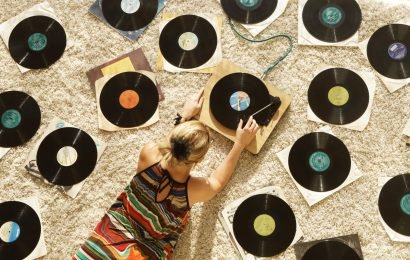 Young people want to have their ashes made into vinyl record or diamond