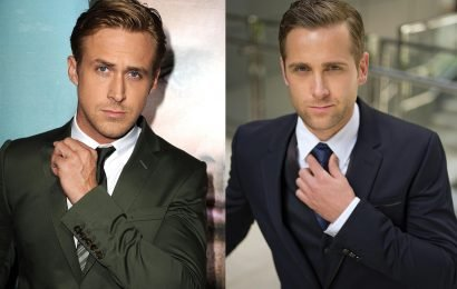 From Ryan Gosling to Jennifer Lopez, meet the uncanny doppelgangers to the stars who will have you seeing double