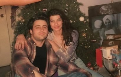 From Matt LeBlanc to Jay Z and Matthew McConaughey, people are sharing hilarious pictures of the celebrities they dated BEFORE they were famous