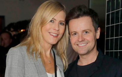 Dec Donnelly enjoys rare date night with wife Ali Astall four months after welcoming daughter Isla
