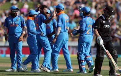 New Zealand vs India 4th ODI live streaming, TV channel, start time for one-day match