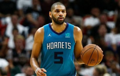 NBA Rumors: Nicolas Batum To San Antonio Spurs Spurs In A Hypothetical Three-Team Trade, Per 'Bleacher Report'