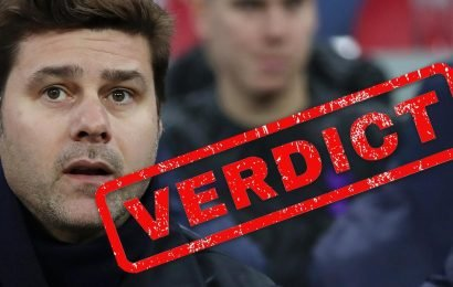 Pochettino fluffed his Man Utd audition, but that's good for Solskjaer and Spurs