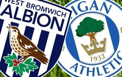 West Brom vs Wigan LIVE SCORE: Latest updates and commentary for the FA Cup tie