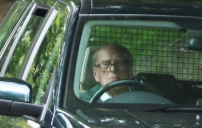 Was Prince Philip's life saved in crash by his 'heavily armoured' £68k Land Rover?