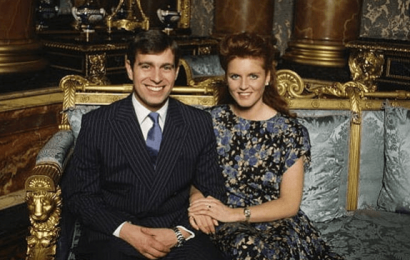 How Long Were Prince Andrew and Sarah Ferguson Married and How Many Children Do They Have?
