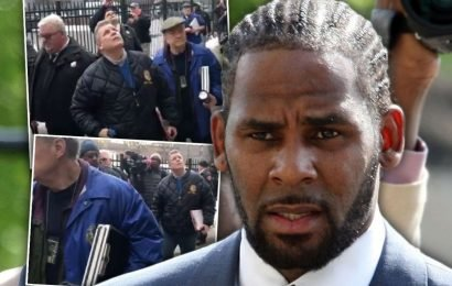 R. Kelly's Alleged Sex Lair Raided Amid Sexual Assault & Kidnapping Claims