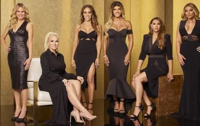 'RHONJ' Reunion Photos Revealed: See The Ladies At The Season 9 Special