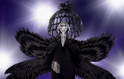 Who is the raven on The Masked Singer?