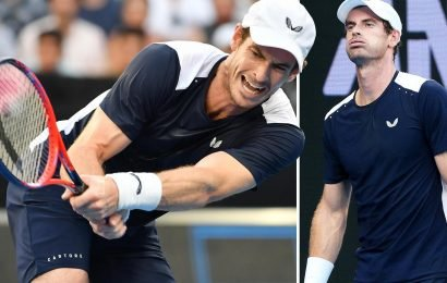 Murray loses what could be final match despite stunning fightback in five-set thriller