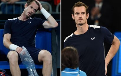 Andy Murray faces decision day on hip op which could KO Wimbledon farewell