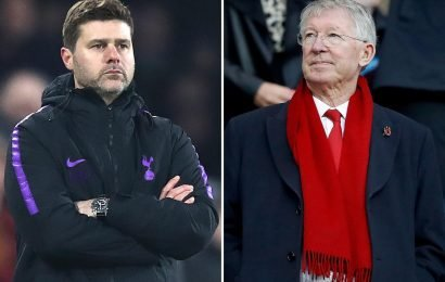 Mauricio Pochettino launches double charm offensive at Man Utd and Fergie