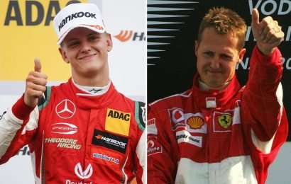 Michael Schumacher's son Mick set to join Ferrari driver academy and will test twice this season