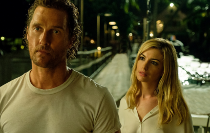 'Serenity' Review: Matthew McConaughey Stars in 'A Simple Favor' for Dudes, but More Insane