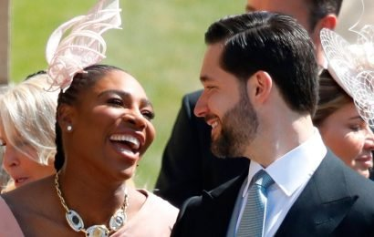 Perfect Match! Serena Williams Says Alexis Ohanian Doesn't 'Dim' Her Light