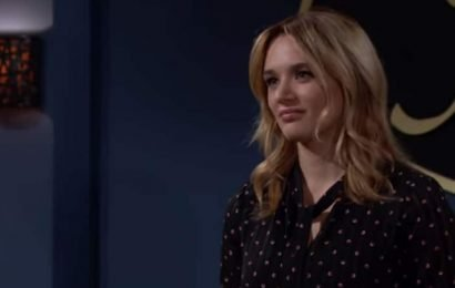 Summer returns today on The Young and the Restless: and she's pregnant?!