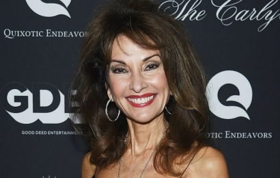 Susan Lucci Exudes Sexiness In Swimsuit One Week After Turning 72