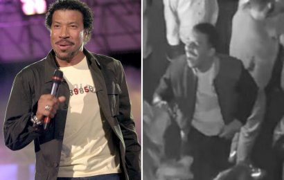 Social media meltdown over 'Lionel Richie lookalike' wanted by cops for nightclub attack