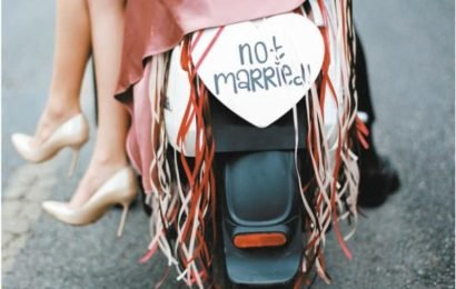'It's never been a priority': the couples living in unwedded bliss
