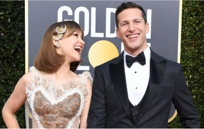 Get to Know Joanna Newsom, Andy Samberg's Talented Wife and Gorgeous Golden Globes Date