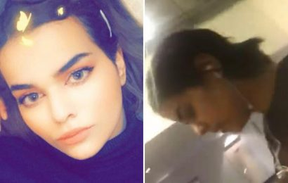 Saudi Arabian girl, 18, 'trapped in Bangkok airport' claiming she can't go home because parents will 'kill' her for renouncing Islam