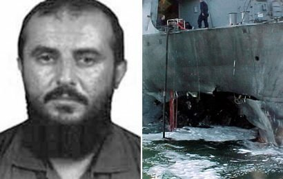 US kills al Qaeda terrorist behind USS Cole attack that claimed lives of 17 US soldiers in 'precision strike'