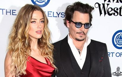 Amber Heard Claims Johnny Depp Has 'Monster' Alter Ego & Threw A Phone At Her Face In New Court Docs