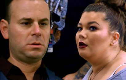 How Amber Portwood Unloaded on 'Teen Mom OG' Producer Backstage at the Reunion