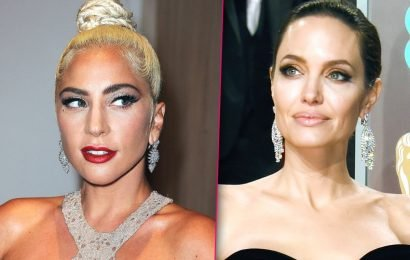 A-list Battle! Angelina Jolie & Lady Gaga Fighting Over Who Will Play Cleopatra