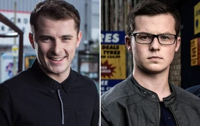 Former Eastenders star Harry Reid wishes new Ben Mitchell actor good luck on the soap after revealing shock at role's recasting