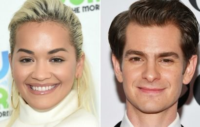 Rita Ora's Response To A Question About Andrew Garfield Is Funny After Those Dating Rumors